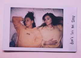Stella Jones X Trafton – Don't let me sleep (Lyric video)